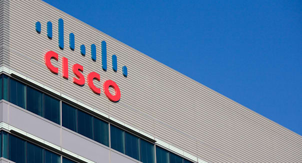 The headquarters of Cisco Systems.