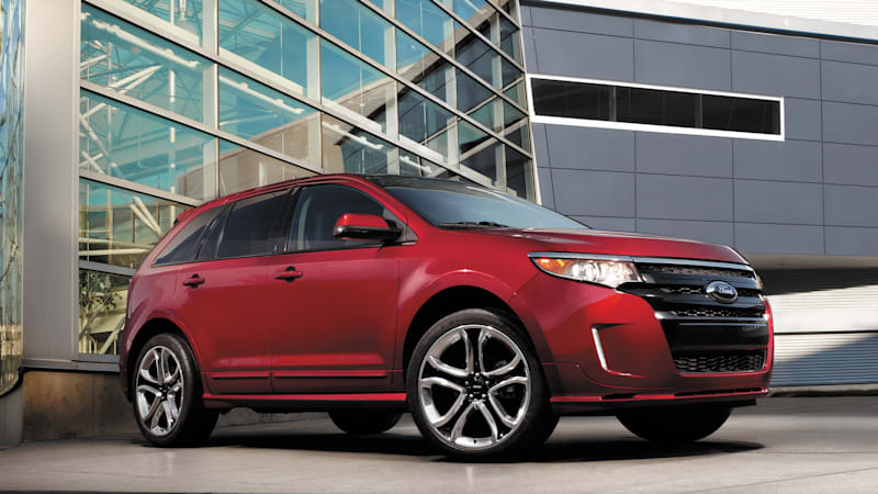 nhtsa probes 2014 ford edge sport 22 inch alloy wheels. Black Bedroom Furniture Sets. Home Design Ideas