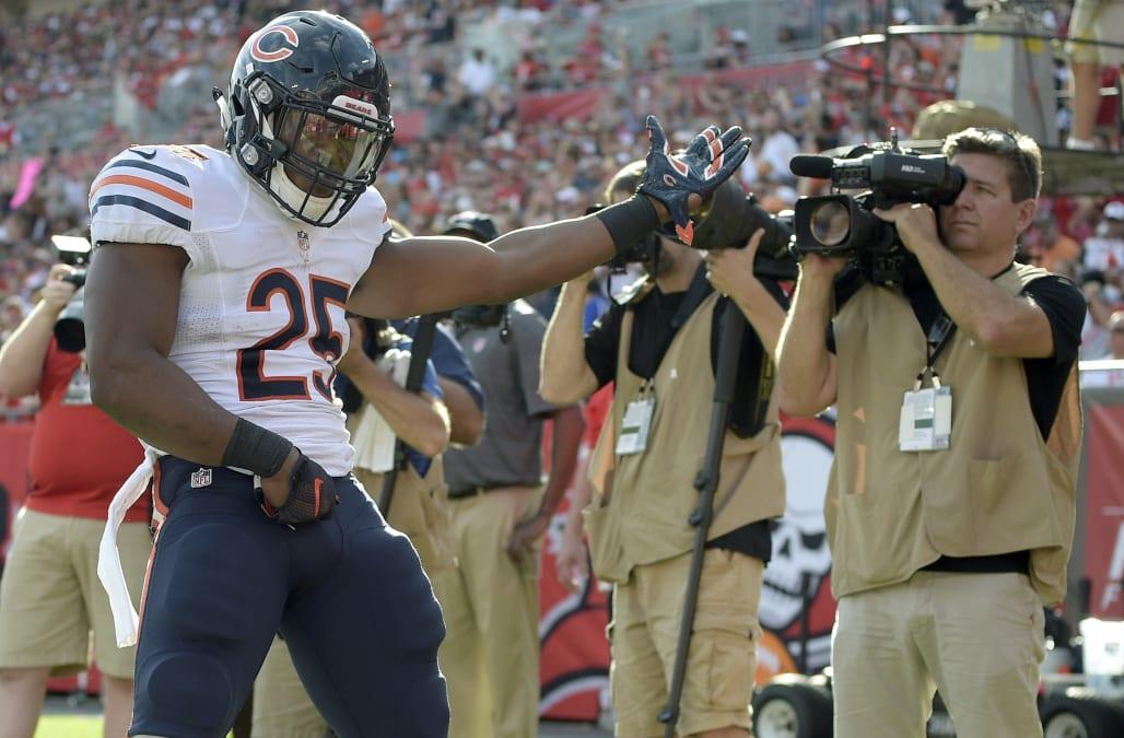 Bears Buccaneers Football