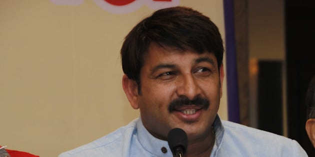 Manoj Tiwari To Be Next Delhi BJP President