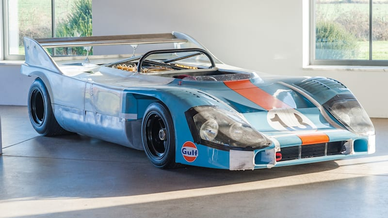 This Porsche 917 prototype could bring up to $6M at auction
