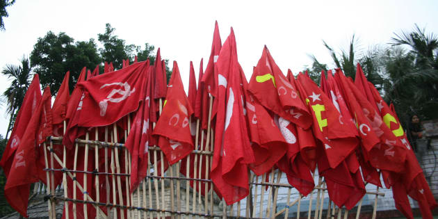 Kerala: CPI(M) Worker Hacked to Death in Kannur