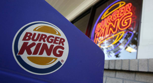 Burger King Buyout
