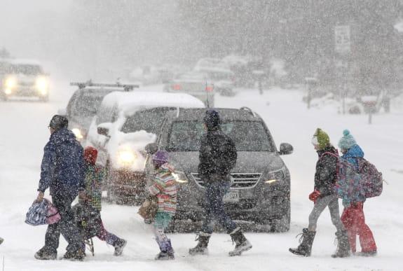 Colorado Winter Storm