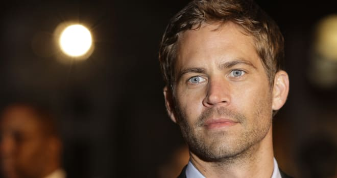 Paul Walker at the UK Premiere of 'Fast & Furious'