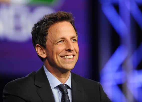 Seth Meyers buys home near Washington Square Park