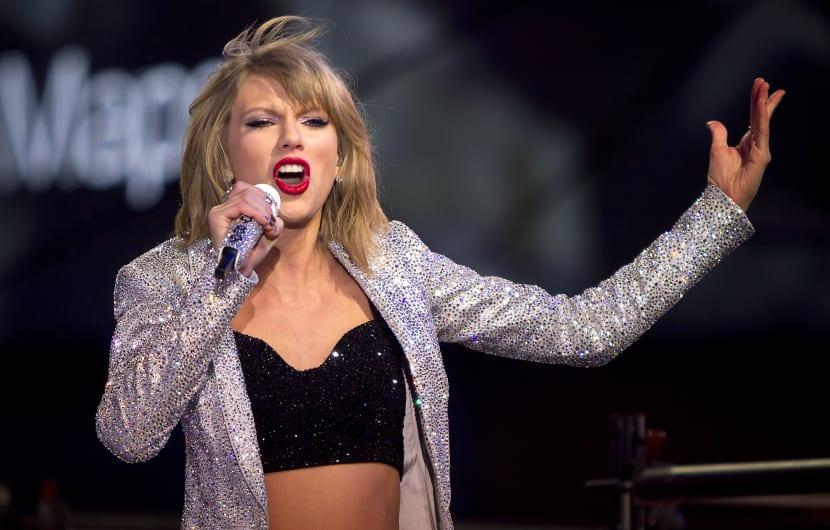 Ausgezankt? Taylor Swift wieder bei Spotify