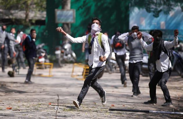 NPP condemns BJP MLA's remark on stone pelters