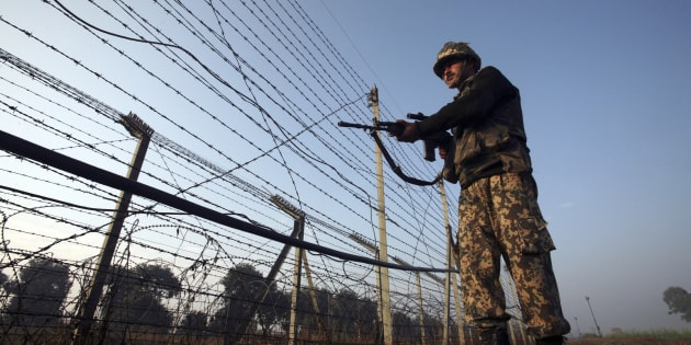 Military shoots down Indian drone violating Pakistani airspace