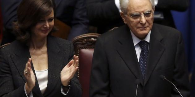 L.elettorale: Boldrini, bene Mattarella