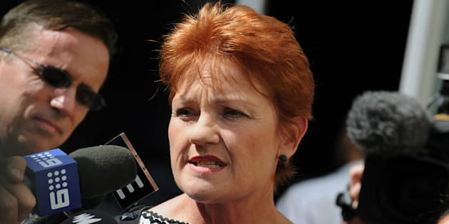 Hanson dumps One Nation WA candidates for criticising Libs preference deal