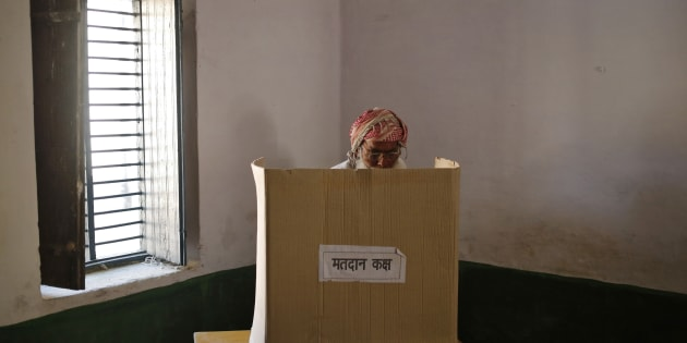 First Phase of UP Elections Begins Today