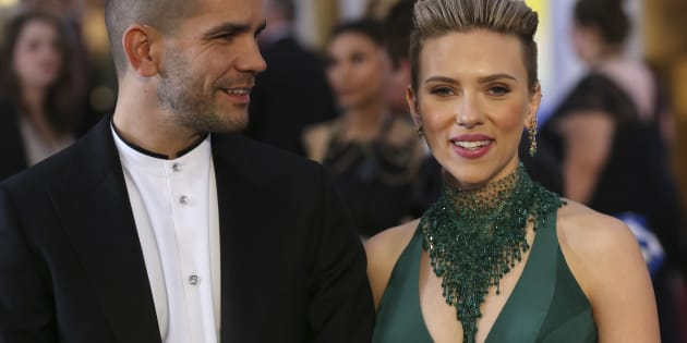 Scarlett Johansson divorce de son