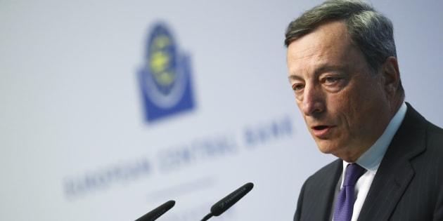 BCE, Draghi: diretta streaming della conferenza stampa - 27 aprile 2017