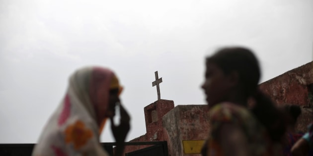 UP cops stop church event after Hindu Yuva Vahini alleges religious conversion