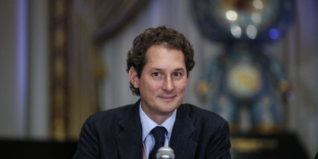 Exor, John Elkann al FT: la prossima scommessa saranno le Pmi italiane