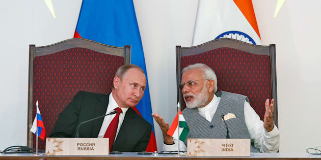 Russian envoy writes to MEA on cash crunch