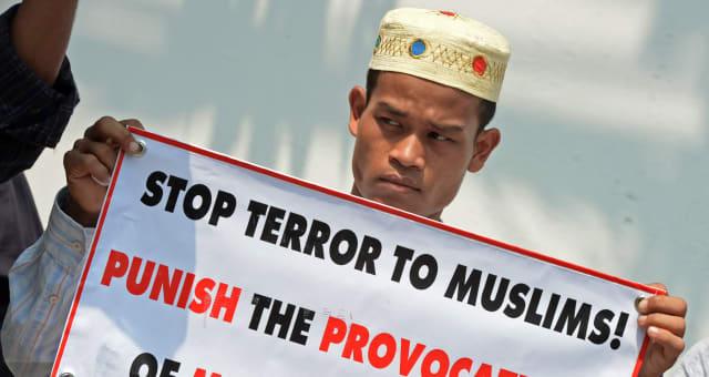 THAILAND-MYANMAR-UNREST-RELIGION