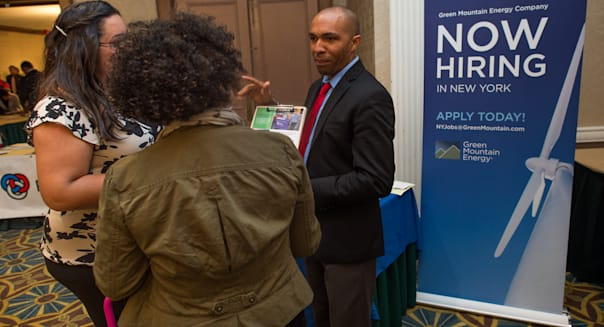 Employment Fair Ahead Of Initial Jobless Claims Figures