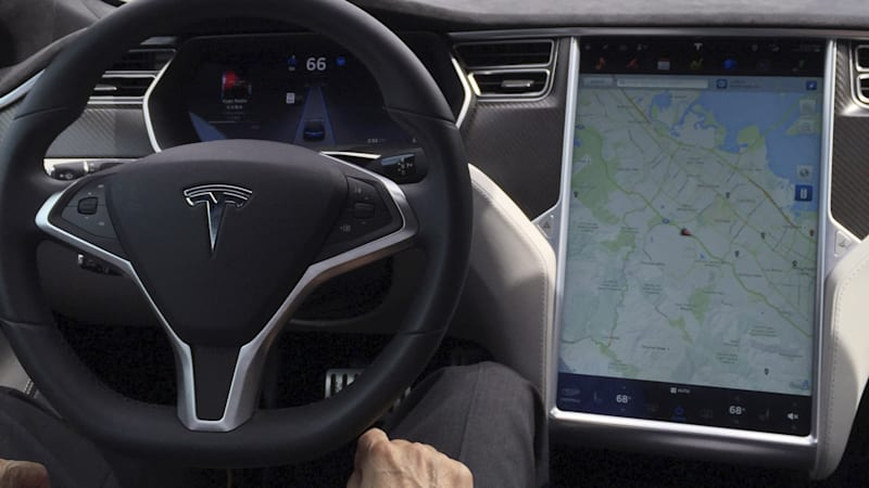 Tesla's new self-driving car sharing rules are limited to the Tesla Network