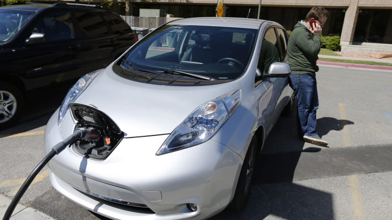 Nissan and EVgo's I-95 fast chargers will get your EV from D.C. to Boston