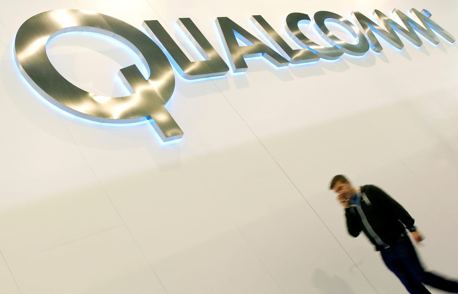 photo image Qualcomm's chips bring 4G connectivity to dumb phones
