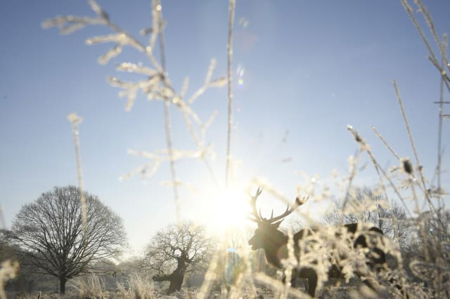 Met Eireann issues weather warning for Christmas Day