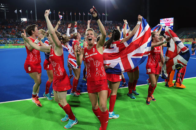 No Cap On Honours For Team GB's Rio Olympics Heroes