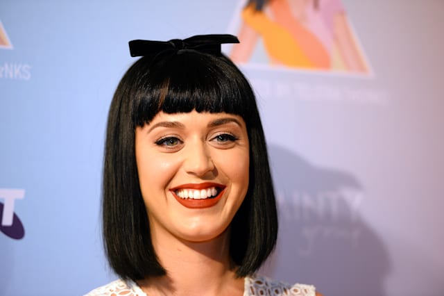 AUSTRALIA-MUSIC-KATY-TOUR