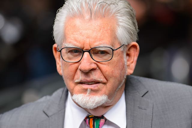 Rolf Harris to be freed but still on trial