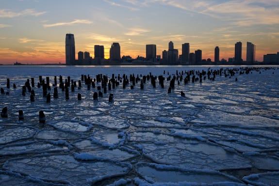 Polar Vortex Weather System Brings Artic Temperatures Across Wide Swath Of U.S.