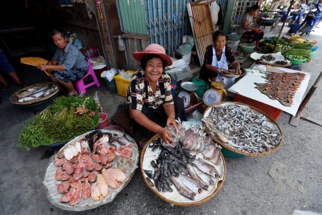 THAILAND-DAILYLIFE/