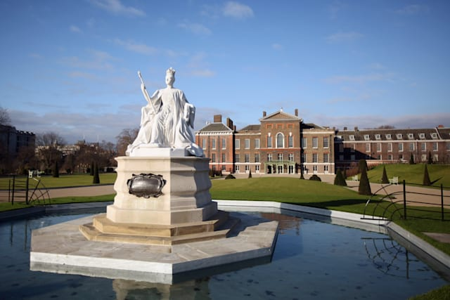 Newly Refurbished Kensington Palace Is Reopened Ahead Of Queen Elizabeth II's Diamond Jubilee Celebrations