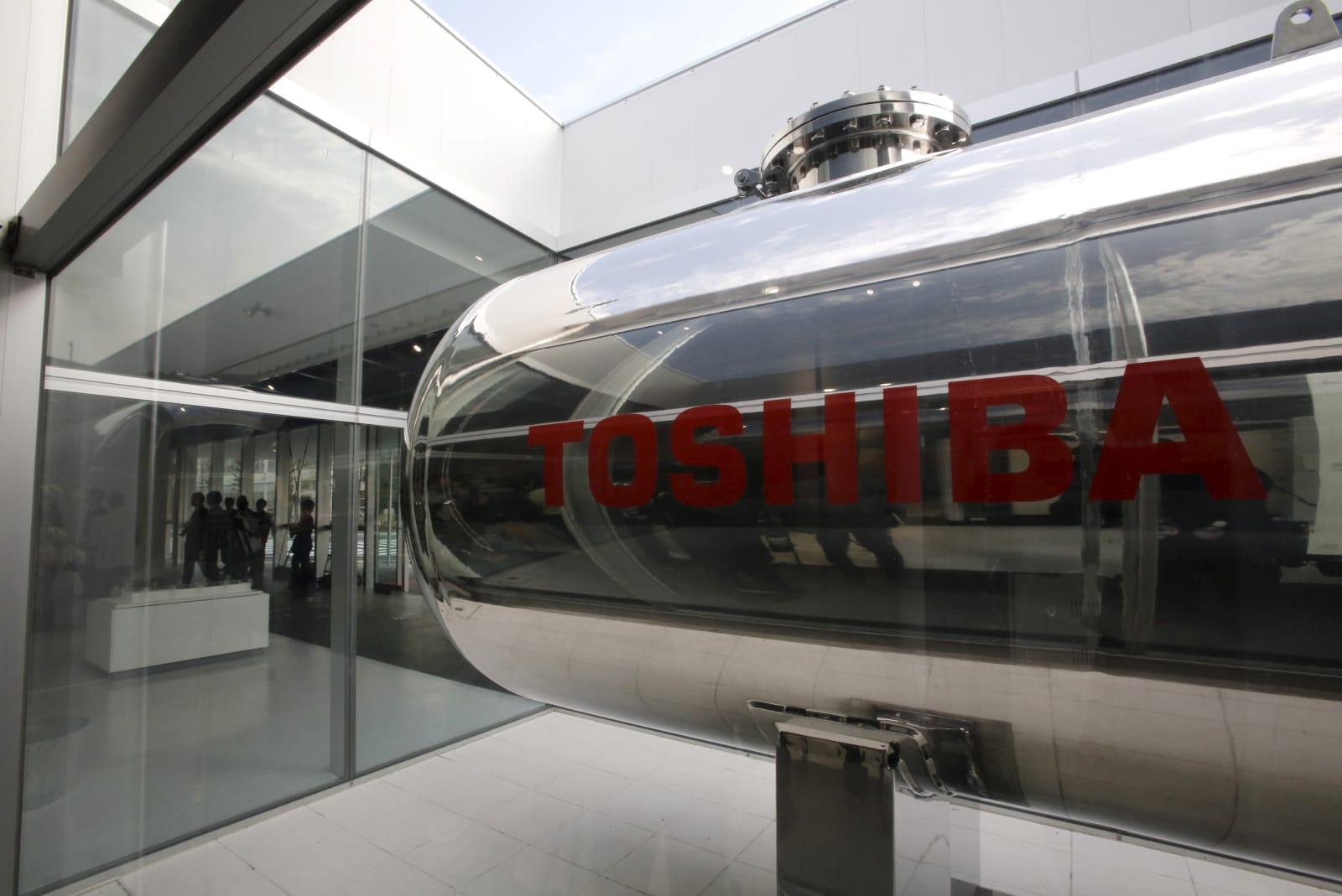 JAPAN-TOSHIBA/