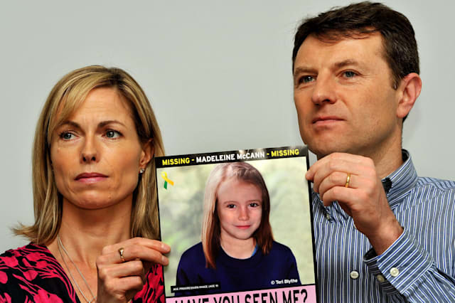 Madeleine McCann missing, Portugal, police