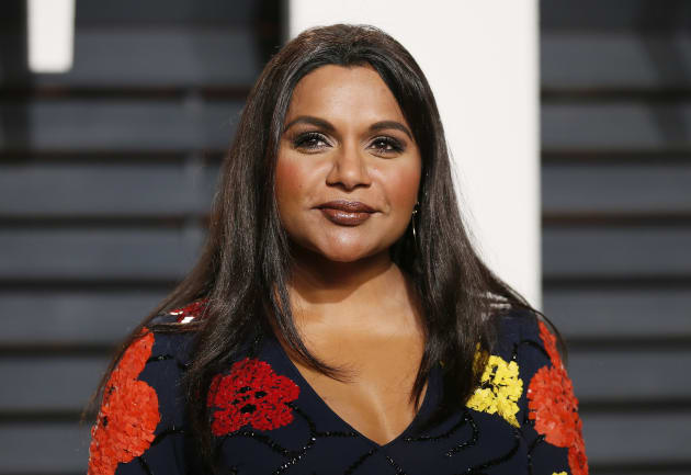Mindy Kaling is pregnant, and she's just as surprised as you are