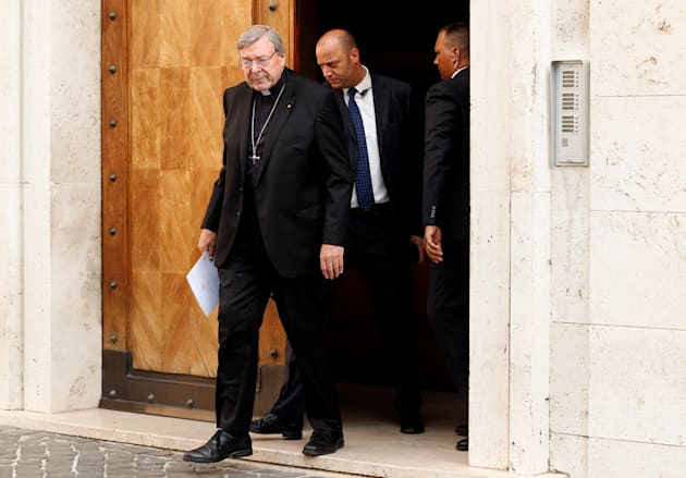 Australia's Cardinal George Pell to front Melbourne court on sex charges