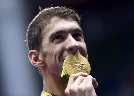 Michael Phelps struck real estate gold in Scottsdale