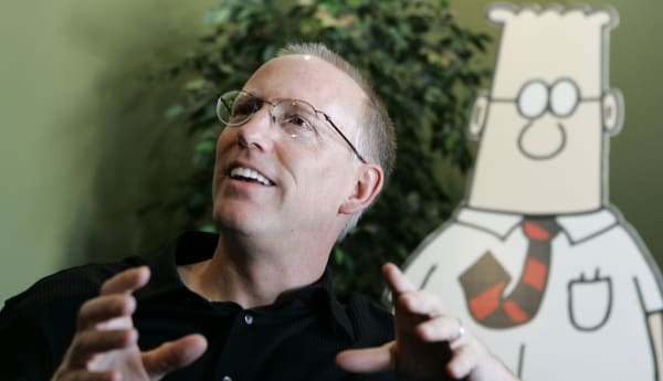 DILBERT CARTOONIST