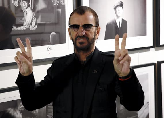 Ringo Starr addresses rehab claims