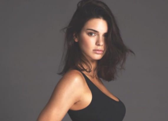 Kendall Jenner rocks sexy one-piece