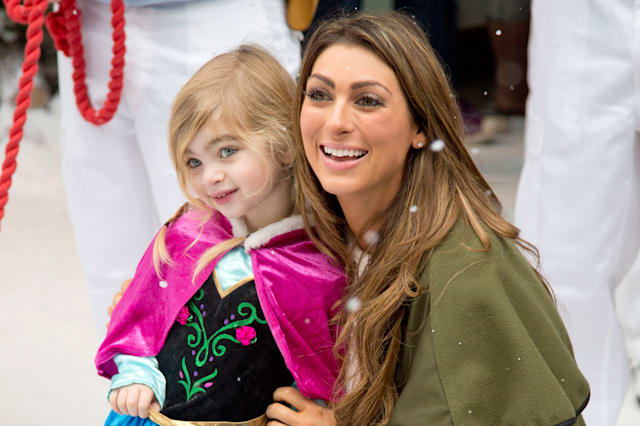 Luisa Zissman speaks about postnatal depression