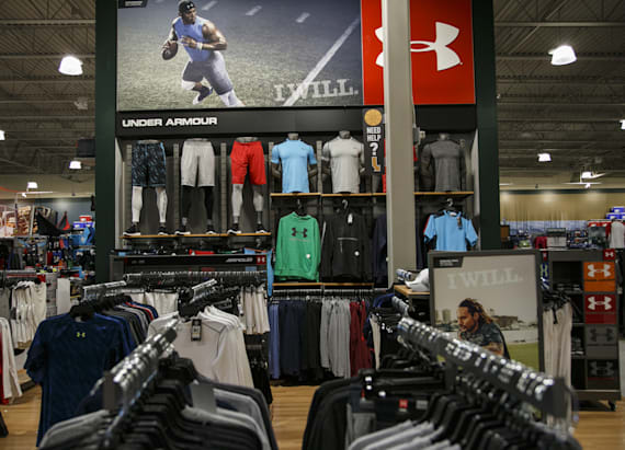 Under Armour ends latest sponsorship amid scandal