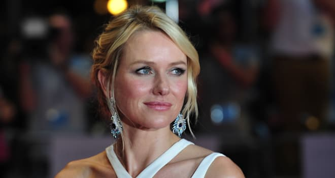 Naomi Watts at the London Premiere of 'Diana' on September 5, 2013