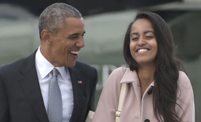 Malia Obama Just Landed A Dream Post-Grad Hollywood Internship