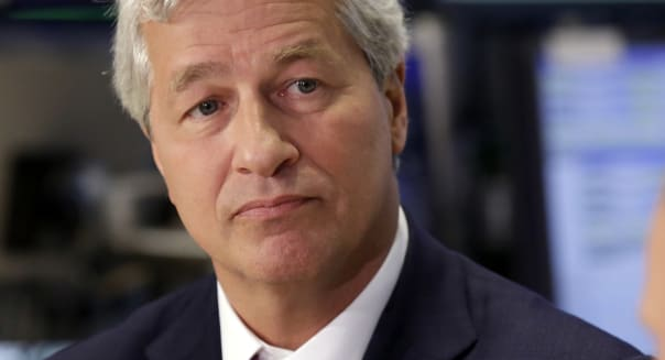 JPMorgan Chase CEO Jamie Dimon London whale trades