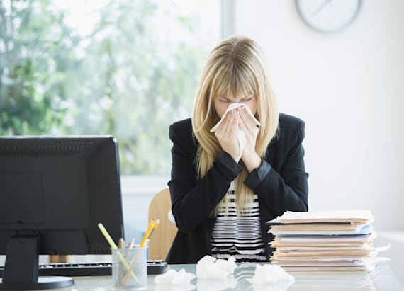 Having the wrong job can really affect your health