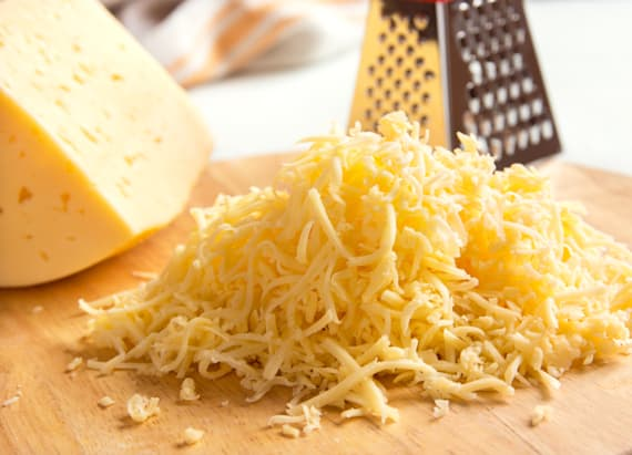 There may be sawdust hidden in your cheese