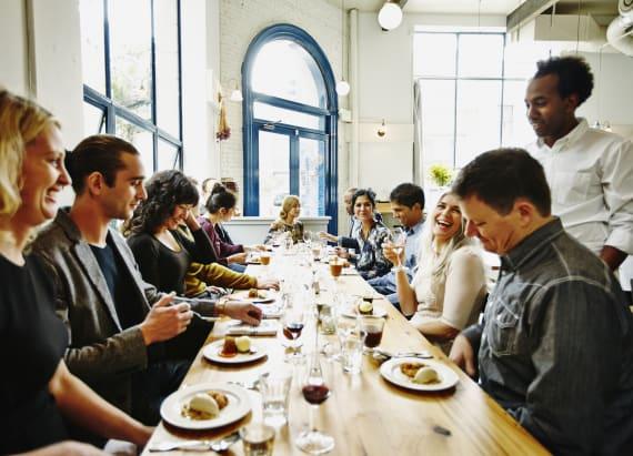 12 ways to slice your next restaurant check in half