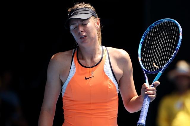 Sharapova Suspended